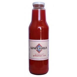 ШАРЕНИЦА - Домашен доматен сок 750мл