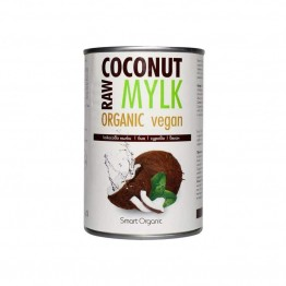 Smart Organic - Био Кокосово Милки 16,7% мазнини 400мл