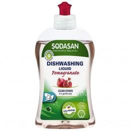 Sodasan - Био препарат за съдове с нар 500мл