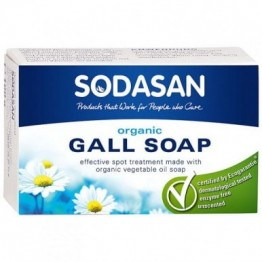 Sodasan - Био сапун за упорити петна 100г