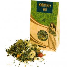 ТРОНКА - Био чай Живителен 45г