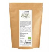 ZoyaBG - Био конопен протеин на прах 500г