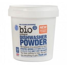 Bio-D - Препарат на прах за съдомиялна машина 720г