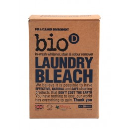 Bio-D - Биоразградима белина за пране 400г